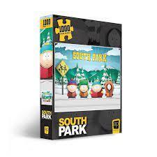 South Park - 1000 Piece - Paper Bus Stop