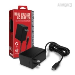 (Hyperkin) Dual Voltage AC Adapter for Switch Console and Dock