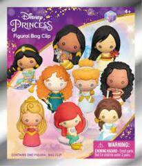 Disney Princess - 3D Bag Clip