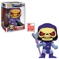 #998 Masters of the Universe - Skeletor