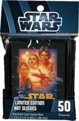 Star Wars Sleeves: A New Hope (50Ct) (Fantasy Flight) (In Store Sales Only)