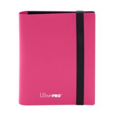 4 Pocket Pro Binder - Pink
