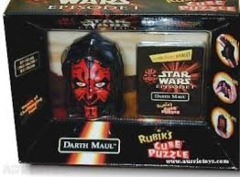 Darth Maul - Rubix Cube Puzzle (Star Wars)