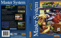 Street Fighter II (Master System) Super Rare