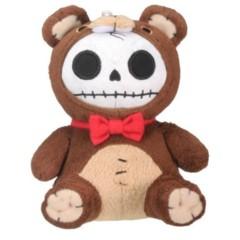 Furrybones Plush - Honey Bear - Small