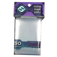 Board Game Clear Sleeves Standard European (Fantasy Flight) (In Store Sales Only)