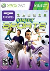 Sports - Kinect (Xbox 360)