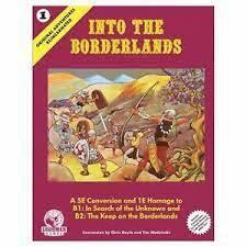 5th Edition - Original Adventures Reincarnated #1 - Into the Borderlands