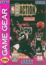 NBA Action starring David Robinson