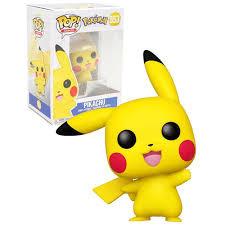 #553 Pokemon - Pikachu