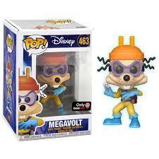 #463 Disney - Megavolt