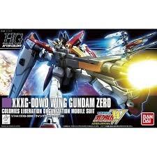 High Grade - XXXG-00W0 Wing Gundam Zero