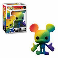 #01 Mickey Mouse - Pride