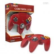 Cirka Red Controller (Nintendo 64 N64)