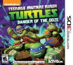 Teenage Mutant Ninja Turtles - Danger of the Ooze (Nintendo 3DS)