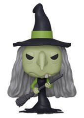 #599 - Witch - Nightmare Before Christmas