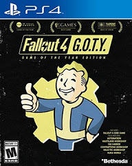 Fallout 4 GOTY -  Game of the Year Edition