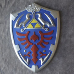 Zelda - Shield Foam
