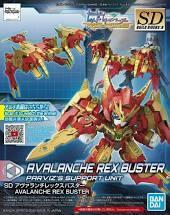 Gundam - Avalanche Rex Buster SD