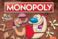 MONOPOLY - Ren & Stimpy