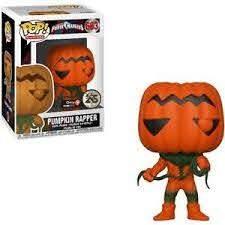 #663 Power Rangers - Pumpkin Rapper