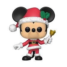 #612 Mickey Mouse - Holiday