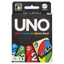 Uno - 50th Anniversary Edition