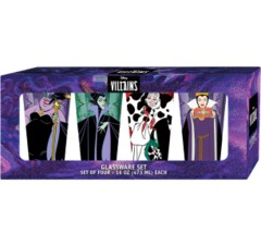 Disney - Villans - Maleificent - Pub Glass