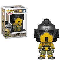 #482 Fallout 76 - Excavator Armor