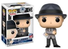 #87 Dallas Cowboys - Tom Landry