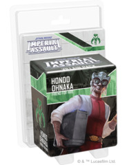 Imperial Assault - Hondo Ohnaka - Friend for Hire (Star Wars)