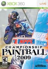 NPPL - Championship Paintball 2009 (Xbox 360)