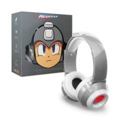 Capcom - Mega Man LED Headset -Limited Edition - Silver