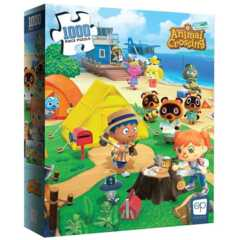 Animal Crossing - New Horizons Welcome to Animal Crossing - 1000 Piece Puzzle