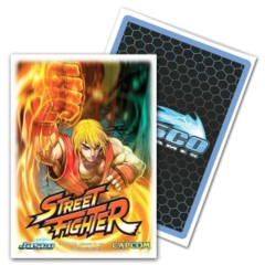 Art Sleeves - Ken - Street Fighter