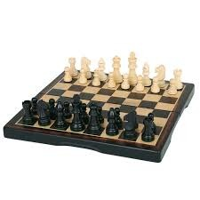 Chess Set - Magnetic 11 inch