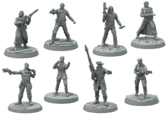 Fallout - Wasteland Warfare RPG - Survivors Core Box