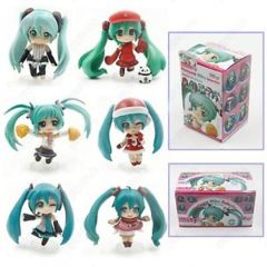Hatsune Miku - Mini Figures