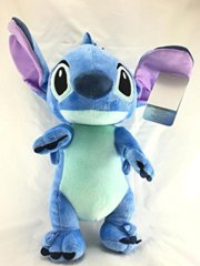 Stitch - Plush Backpack