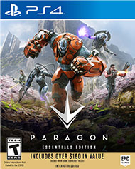 Paragon - The Essentials Edition (Playstation 4)