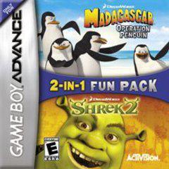 2-in-1 Shrek 2 & Madagascar - Operation Penguin