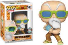 #533 Dragon Ball Z - Master Roshi
