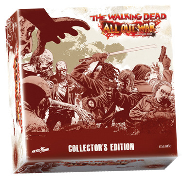The Walking Dead: All Out War - Collectors Edition