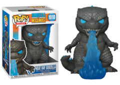 #1018 - Heat Ray Godzilla - Godzilla Vs. Kong