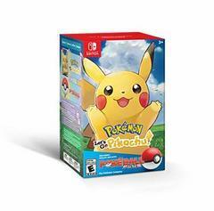 Pokemon Let's Go Pikachu! Pokeball Plus