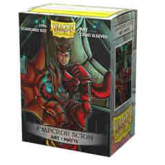 Dragon Shield - Art Matte - Emperor Scion