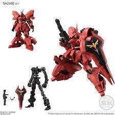 Gundam G Frame - 02A 02F