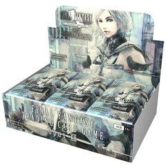 Final Fantasy TCG Opus XII: Crystal Awakening Booster Box