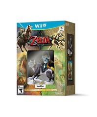 Zelda Twilight Princess HD: Amiibo Bundle