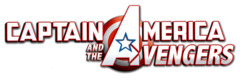 Captain America and The Avengers - Dice & Token Pack